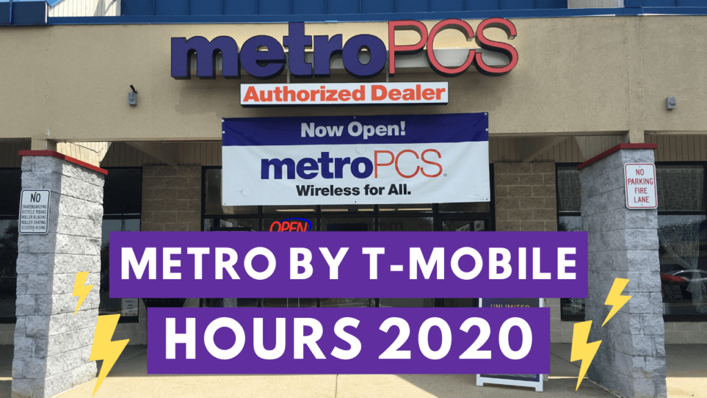 MetroPCS Hours Of Operation Cover
