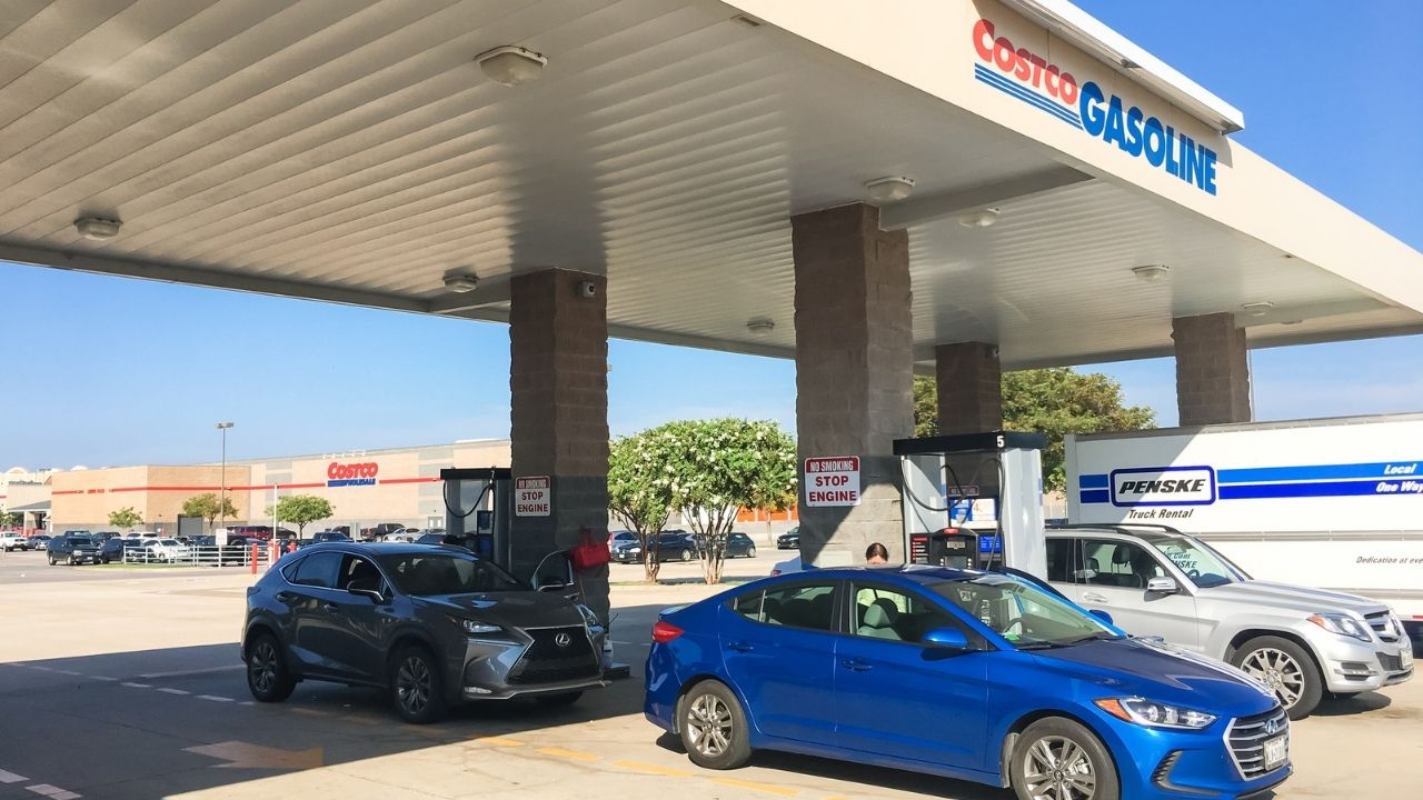 costco gas station hours