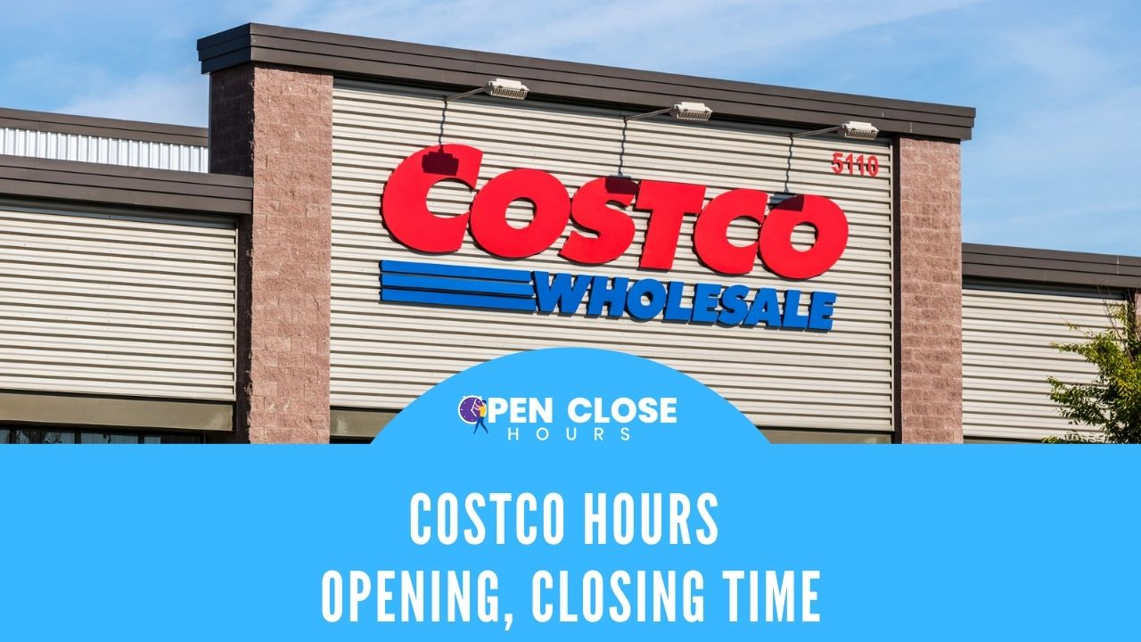 costco business hours